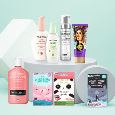 Skin Care Must-Haves from $10