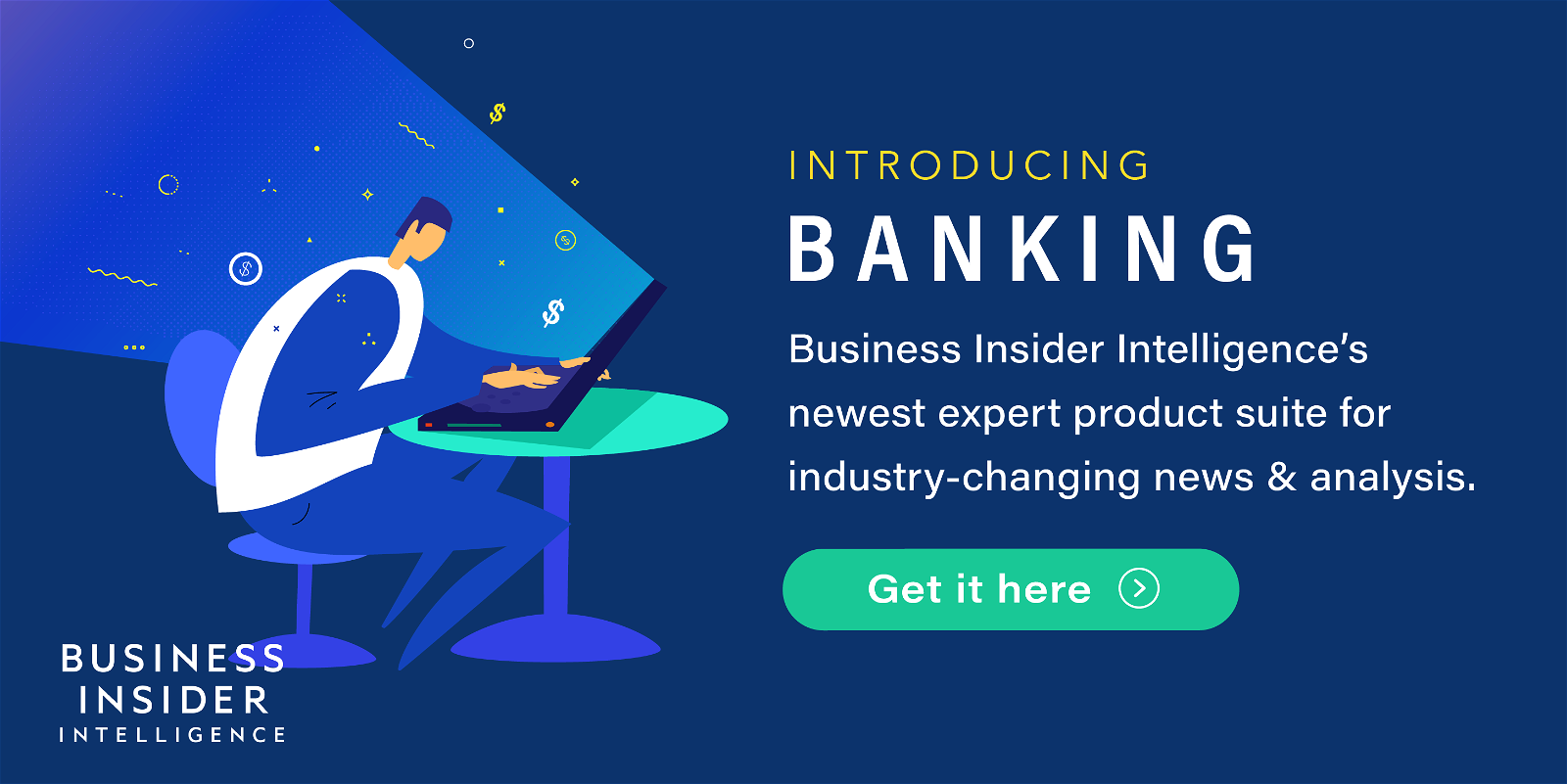 Business Insider Intelligence is launching Banking Pro