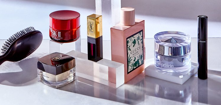 Women's & Men's Luxe Beauty Counter: La Prairie, Sisley & More