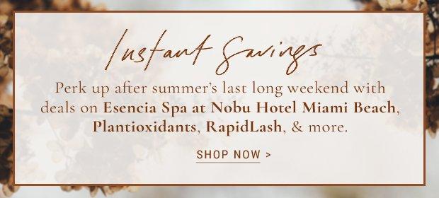 🌴 Up to 52% Off Spa Service at Nobu Hotel Miami Beach 🌴