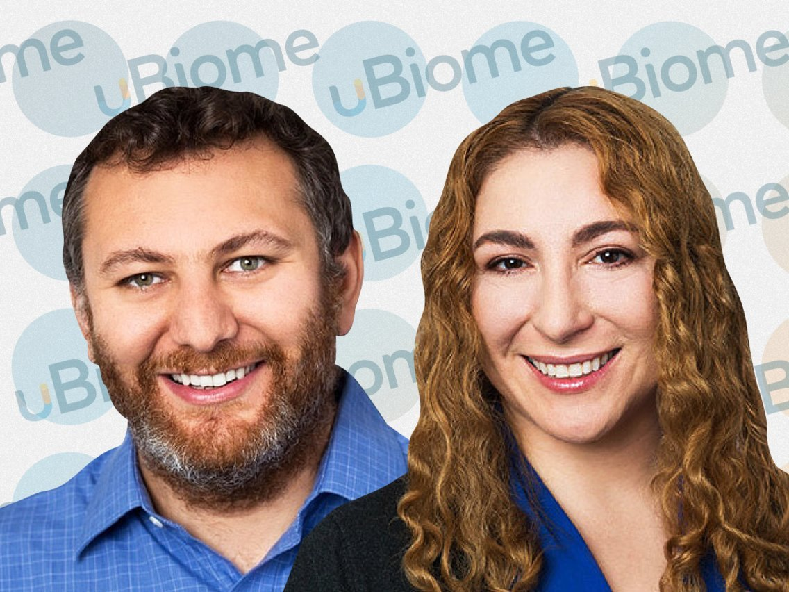 Poop-testing startup uBiome has filed for bankruptcy. Some of its largest creditors are health insurers saying they're owed millions in refunds.
