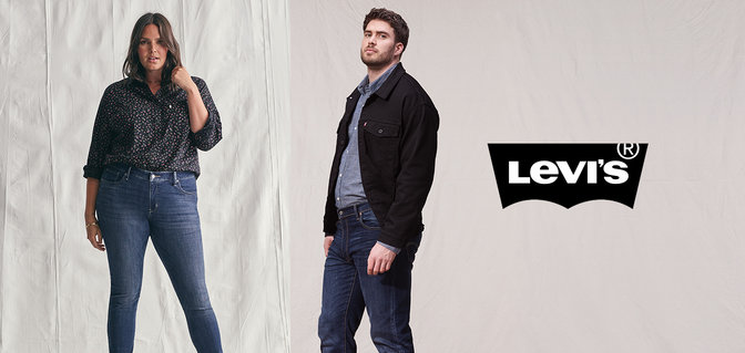 Levi's® Plus Size Women+Men