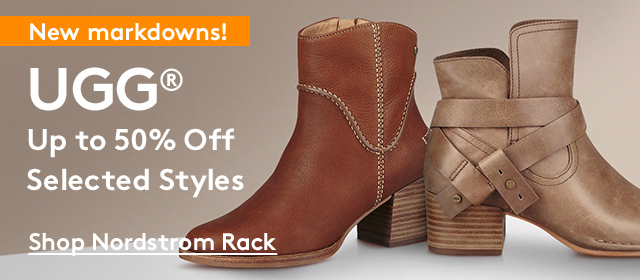 New Markdowns! | UGG | Up to 50% Off Selected Styles | Shop Nordstrom Rack