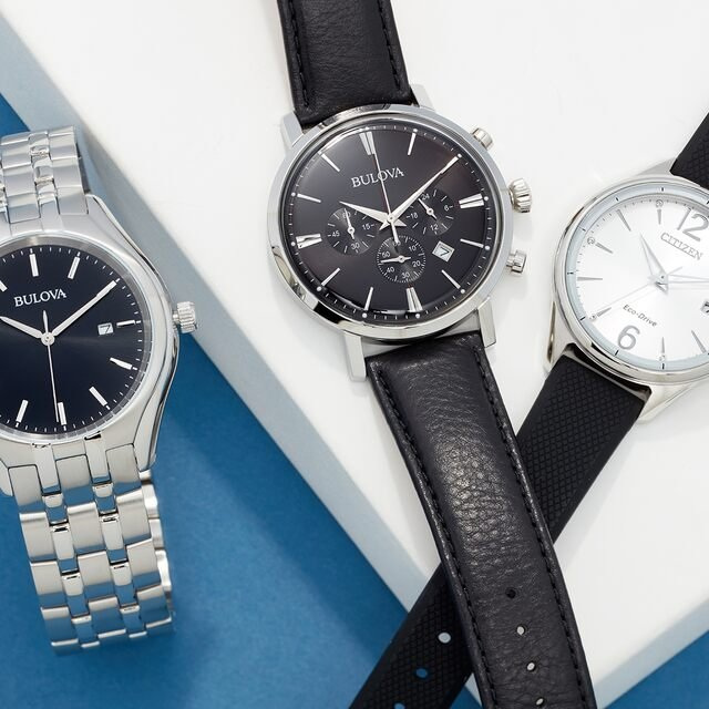 Bulova & Citizen Watches Up to 60% Off