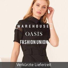 Warehouse + Oasis + Fashion Union & Plus sizes