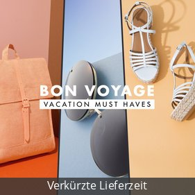 Bon Voyage - Vacation Must Haves