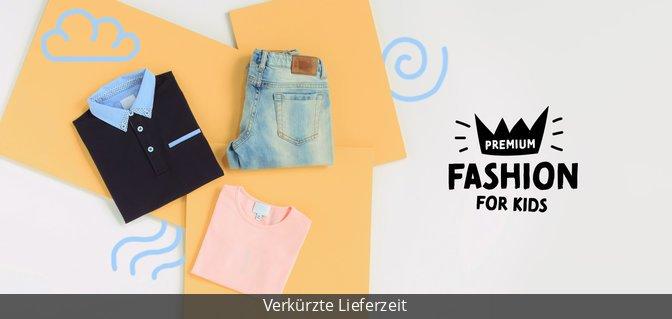 Premium Fashion for Kids