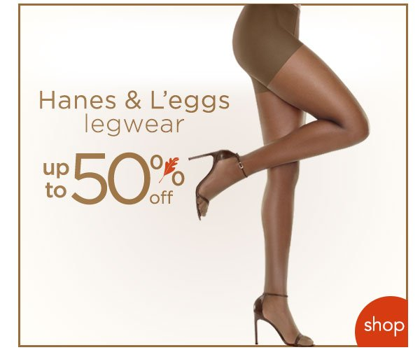 Save on legwear! - Turn on your images