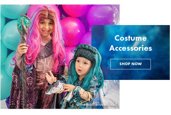 Costume Accessories. Shop Now