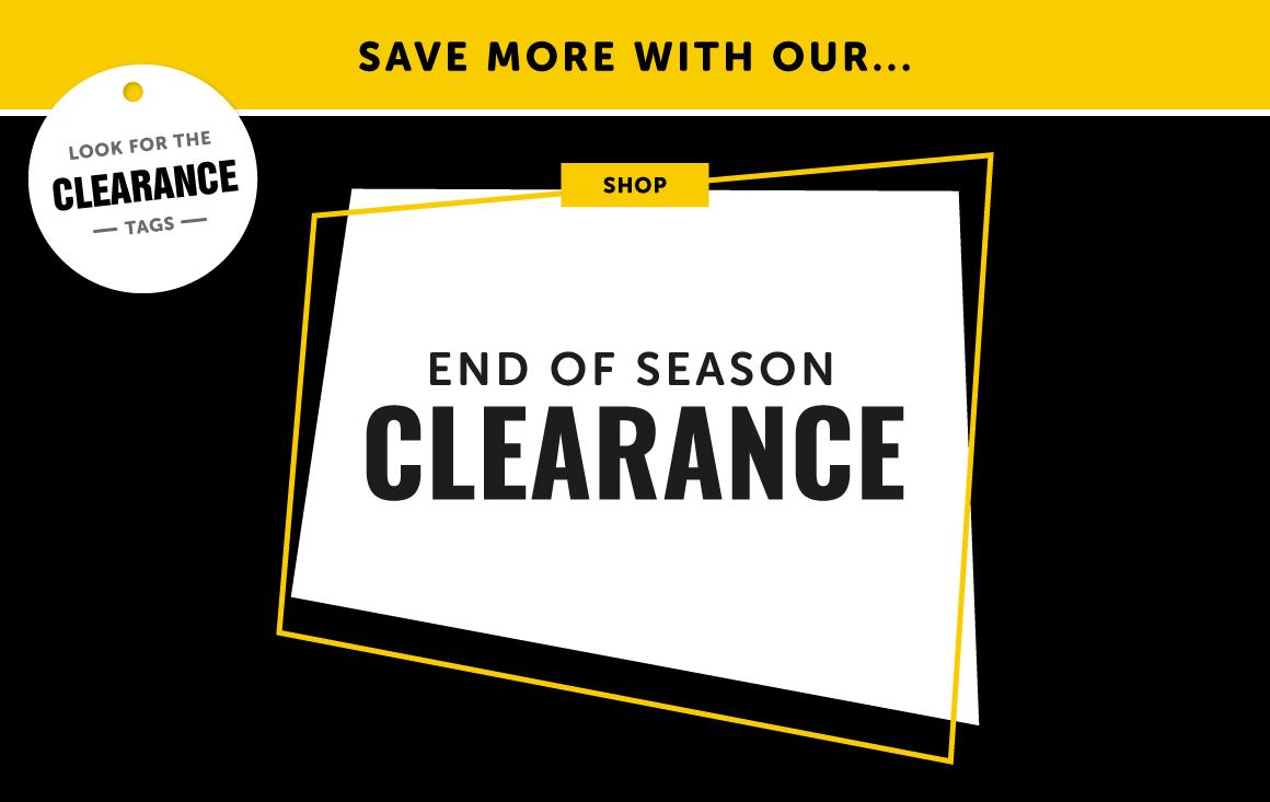 End-Of-Season-Clearance