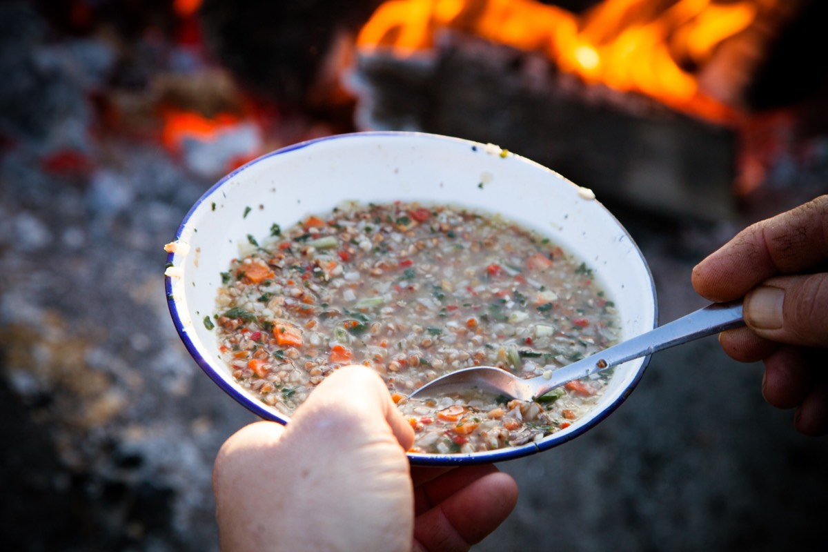 Tsampa Soup For Body and Spirit