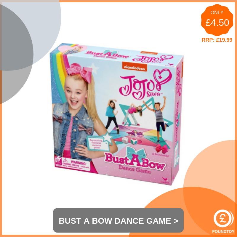 Jojo Siwa Bow Dance Game