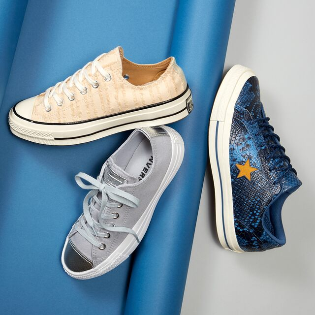 Converse Up to 55% Off