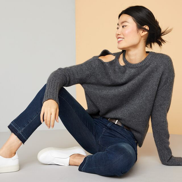 Luxe Sweaters from Naadam & More