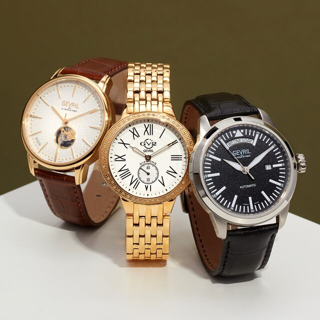 Gevril Watches Up to 85% Off