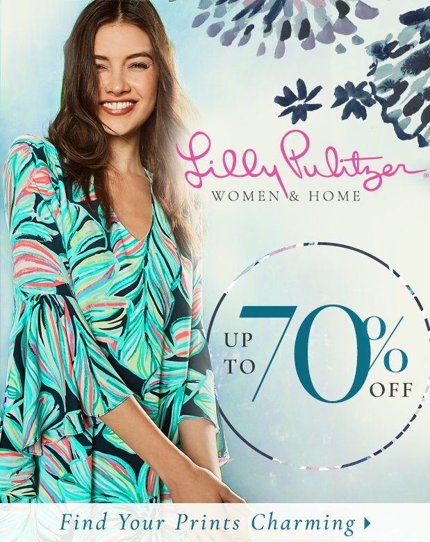Up to 70% Off Lilly Pulitzer ← Your kind of fall prep.