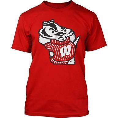 Image of Bucky Badger State Tee - Mens