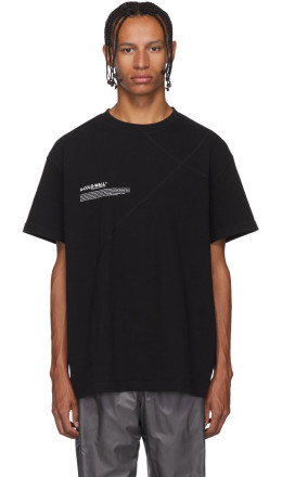 A-Cold-Wall* - Black Mission Statement T-Shirt