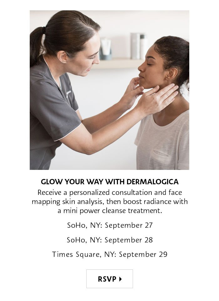 Glow Your Way with Dermatologica