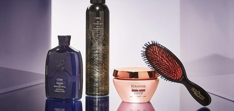 The Hair Salon With Oribe