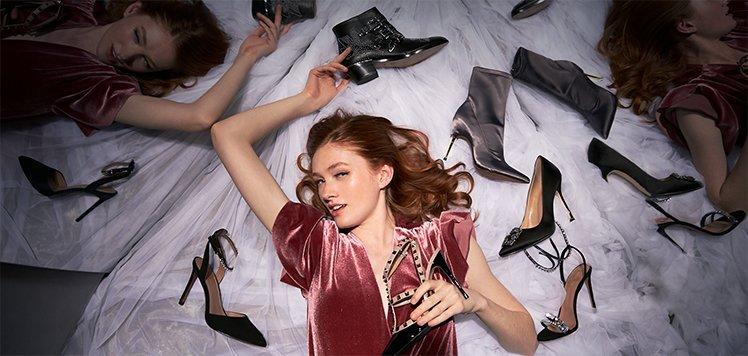 Fall Designer Shoe Destination With Manolo Blahnik