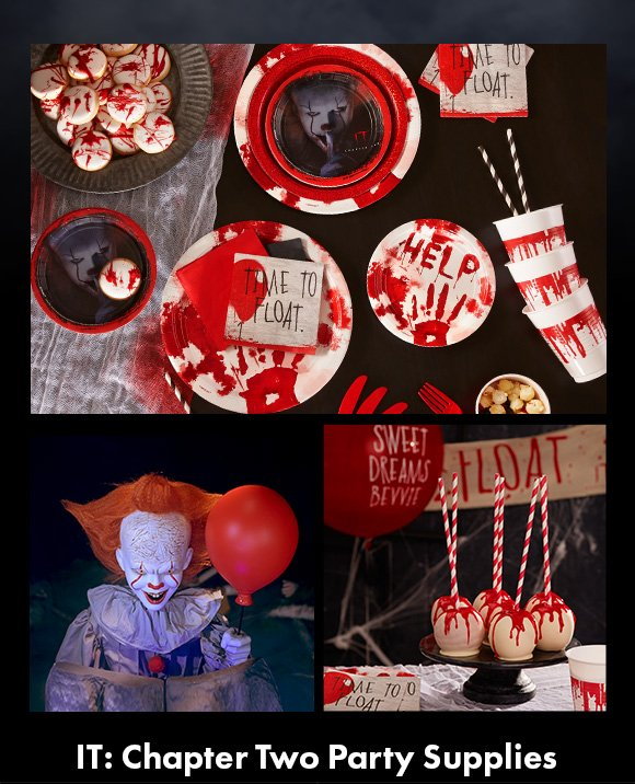 IT: Chapter Two Party Supplies