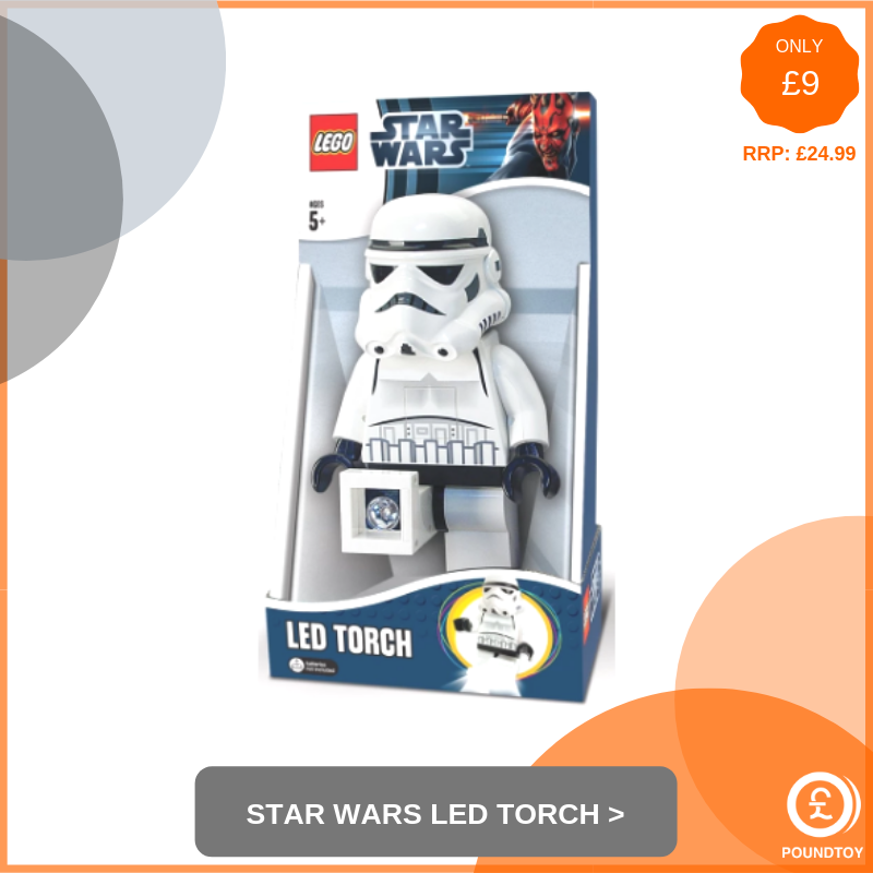 Star Wars LED Torch