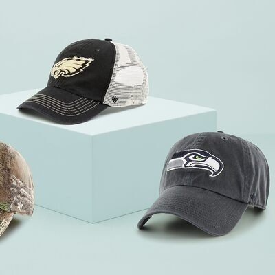 NFL Kickoff: Tees, Hats & More from $13
