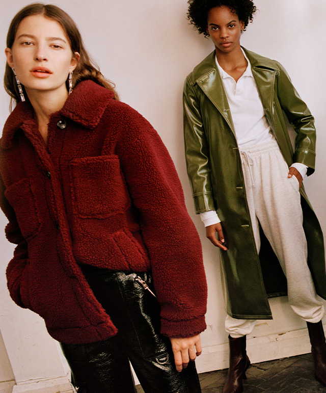 Great coats, don't miss out