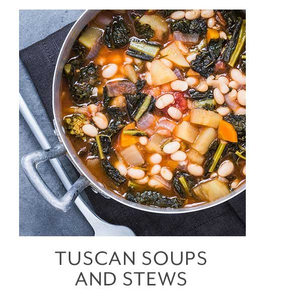 Class: Tuscan Soups and Stews