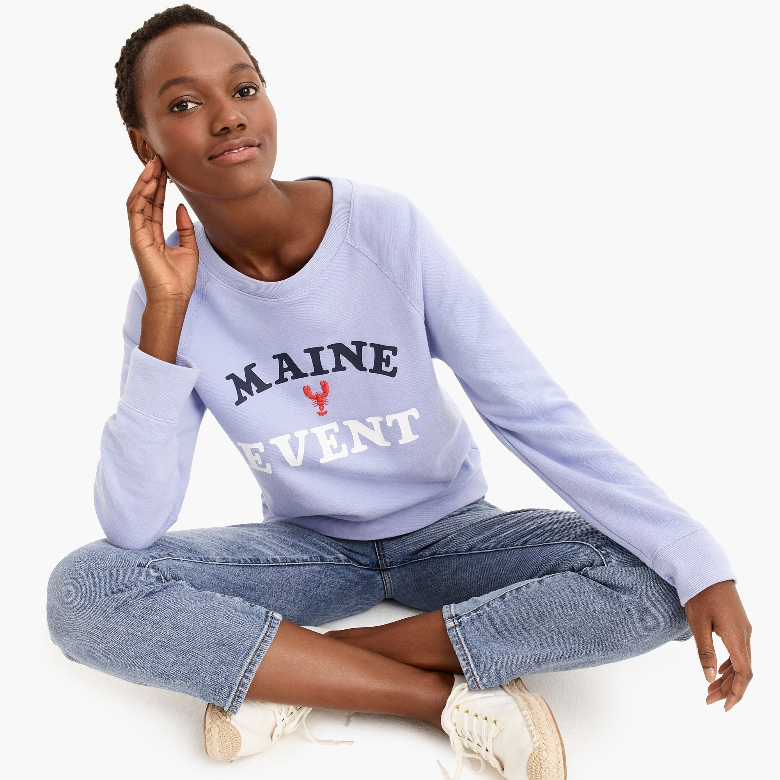 """Maine Event"" sweatshirt"