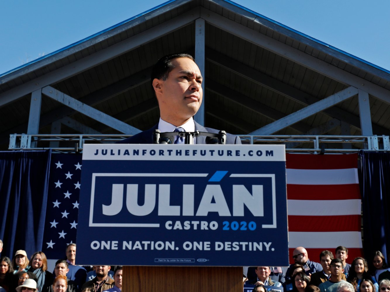 Julián Castro is running for president in 2020. Here's everything we know about the candidate and how he stacks up against the competition.