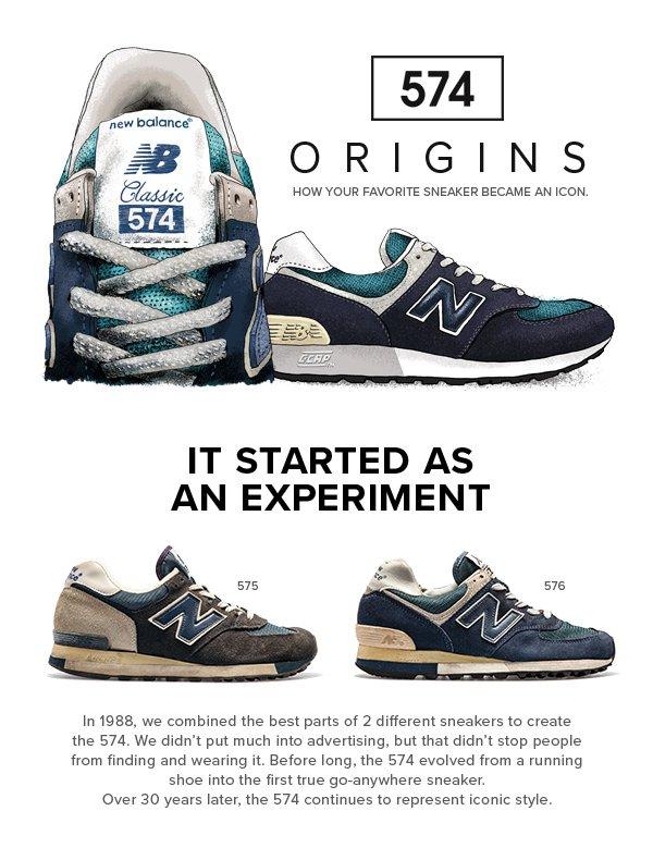 new balance 574 origins