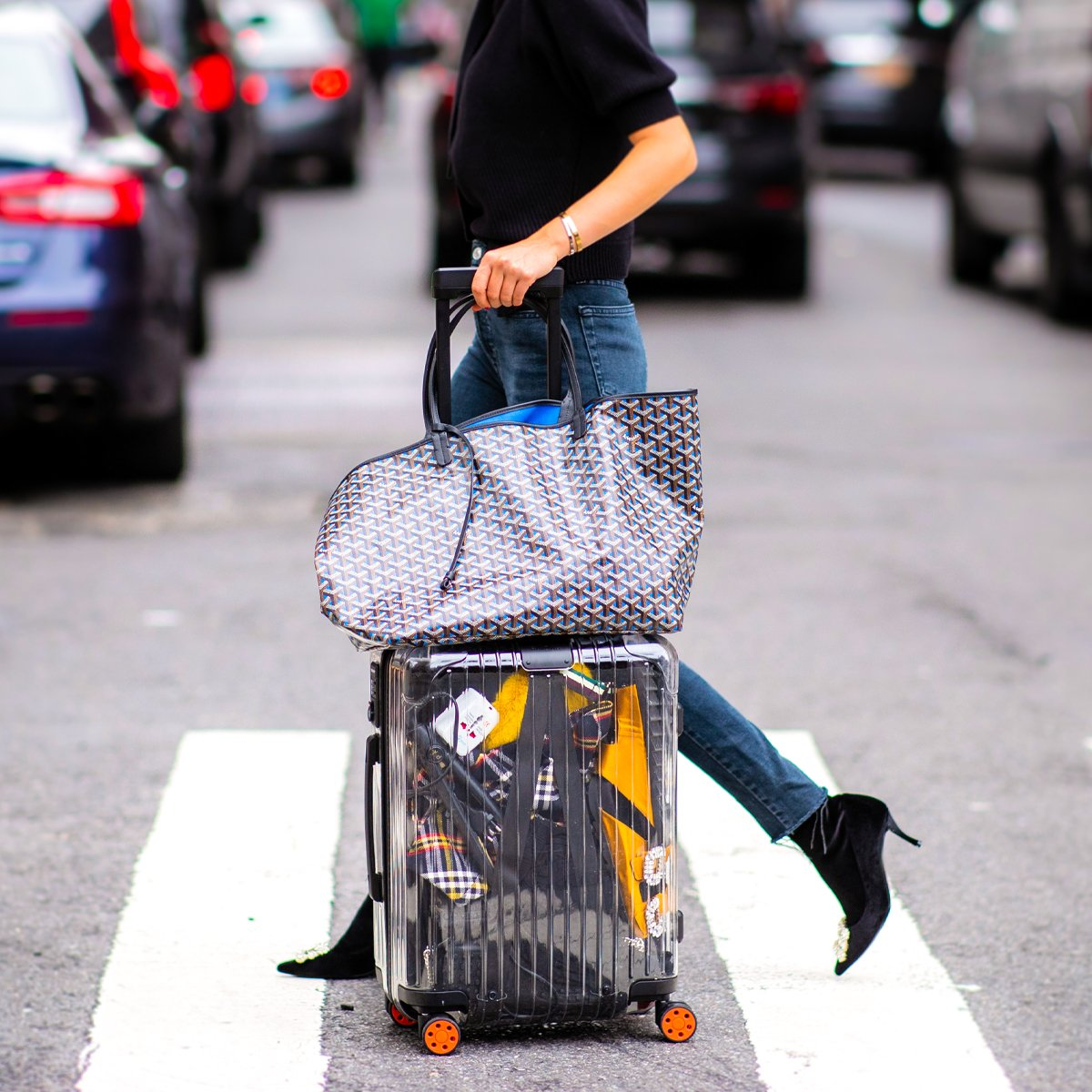 The TSA-Approved Beauty Products I Keep in My Carry-On Suitcase