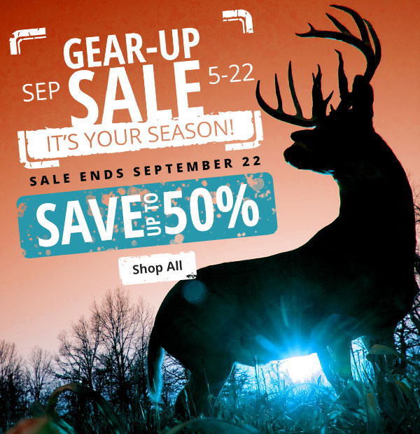 Gear-Up Sale