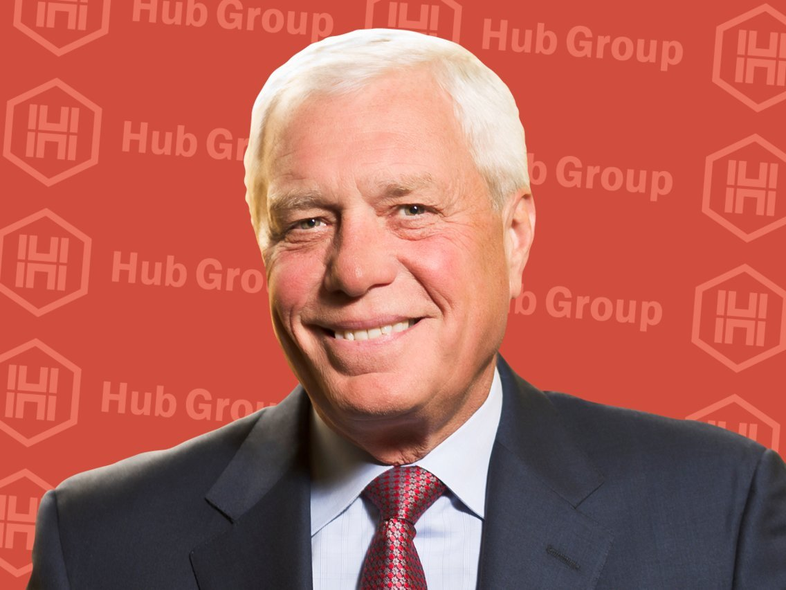 Trucking is in a recession. The CEO of a $3.7 billion freight giant revealed why he's not worried about 2020 — and why he says Uber Freight-like startups won't gobble up his business.