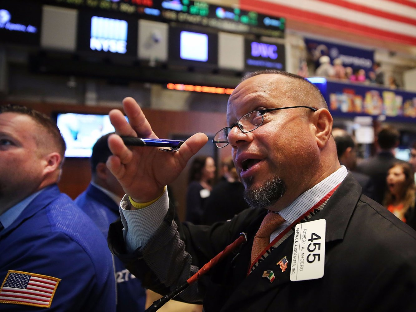 A Wall Street strategist has doubled down on his warning that the 'biggest bubble in history' will burst. Here are the 12 stocks he says investors should buy to weather the storm.