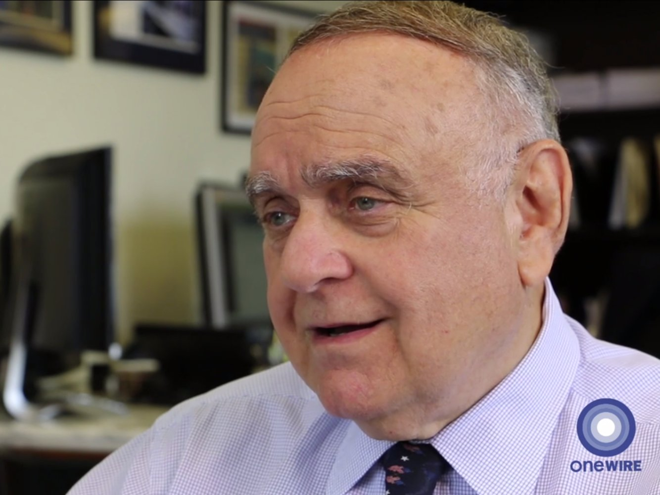 Billionaire Leon Cooperman says the rise of passive investing 'scares the hell' out of him because it's left the market vulnerable to sharp, unpredictable sell-offs
