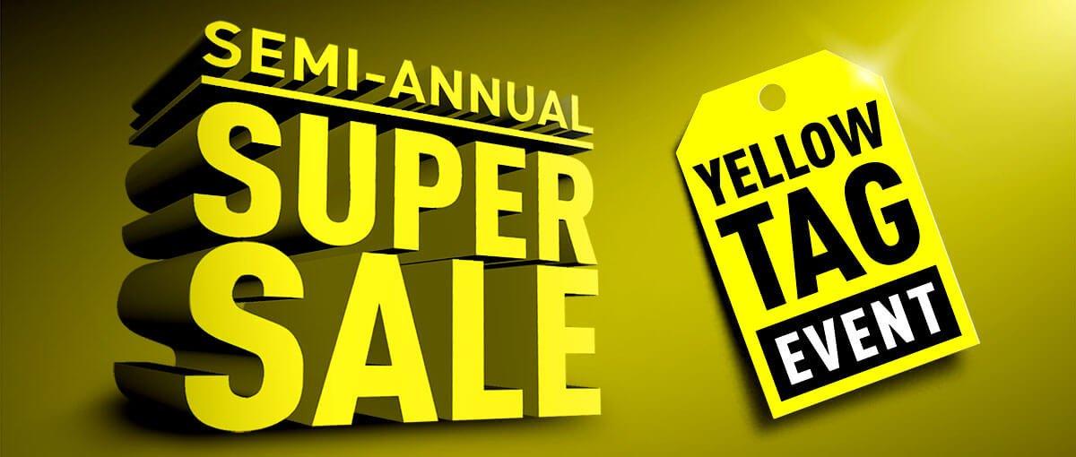 Invicta Semi Annual Yellow Tag Super Sale
