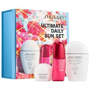 Shiseido - Ultimate Daily Sun Set