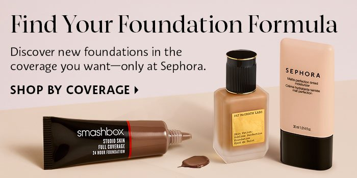 Find Your Foundation Formula