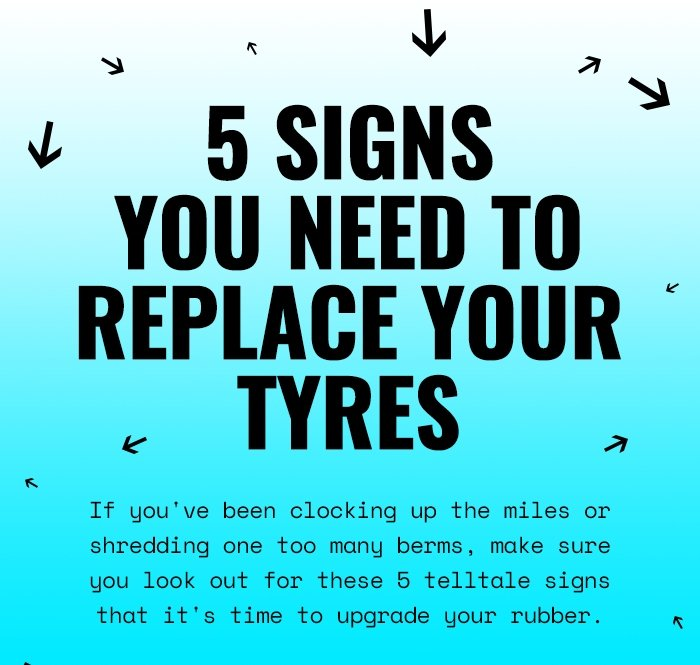 5 Signs You need to Replace your Tyres