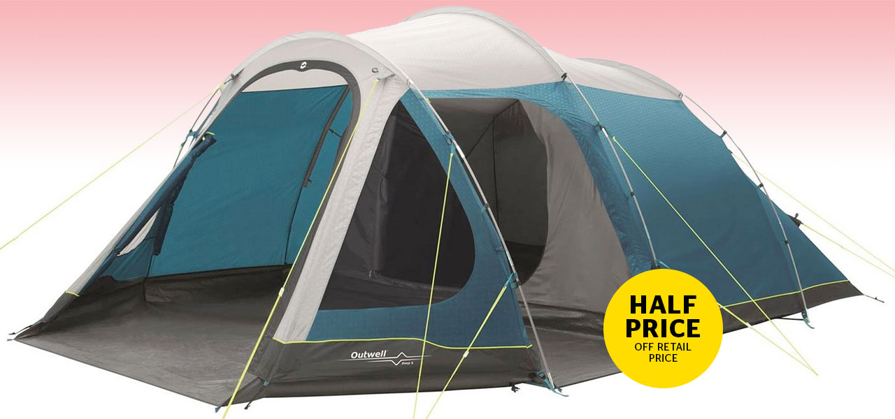 Outwell Deep 5 Tent