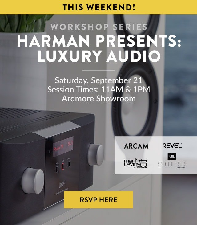 Harman Luxury Workshop