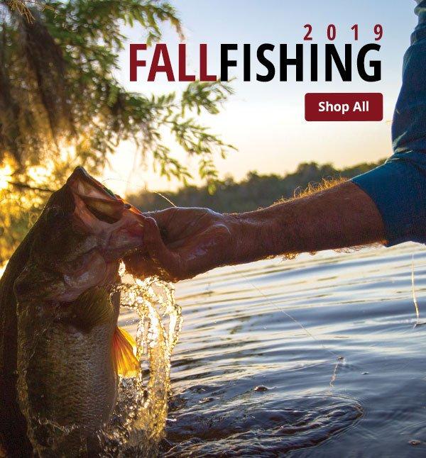 Shop all Fall Fishing