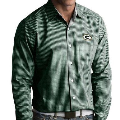 Image of Packers Division Dress Shirt - Mens