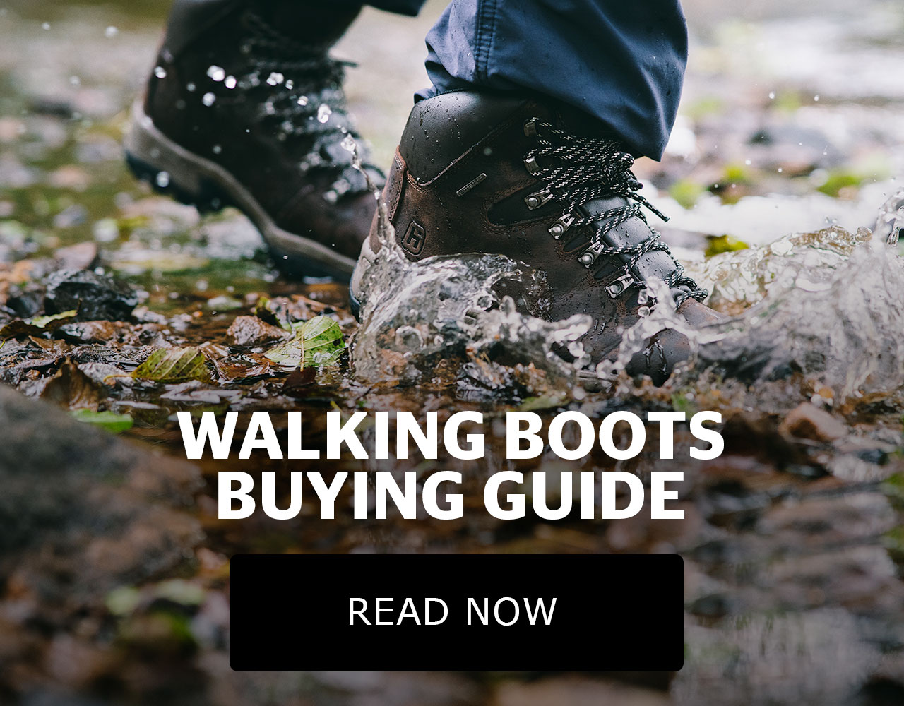 Walking boots buying guide