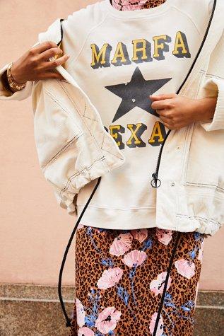 Marfa Texas Pullover