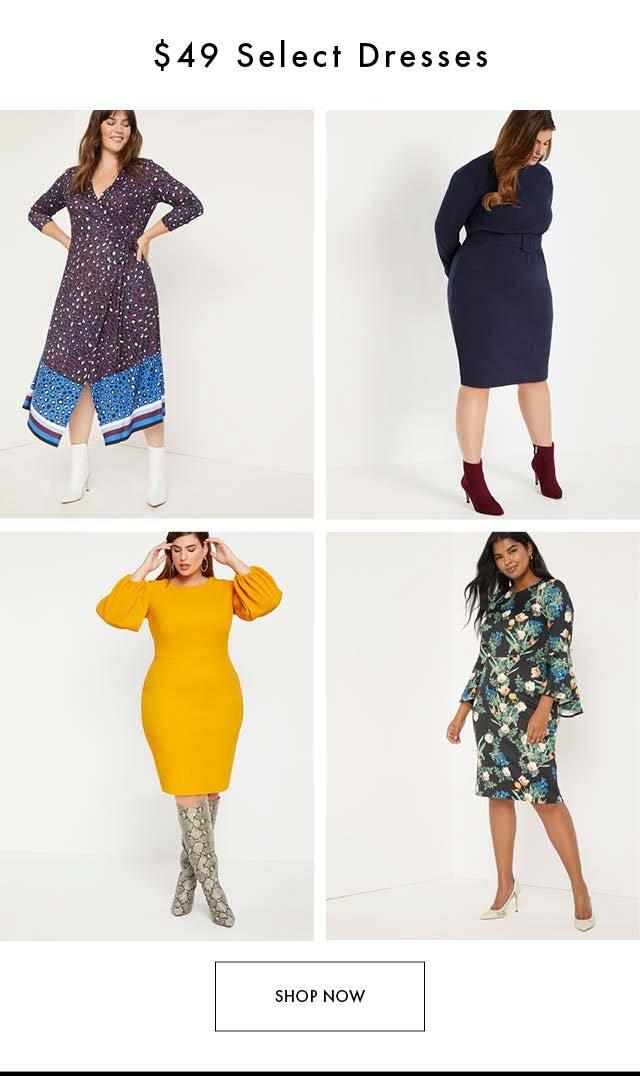 $49 Dresses 9.17 MM