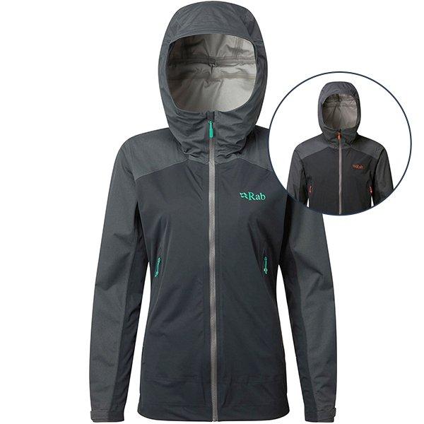Women's Kinetic Alpine Waterproof Jacket